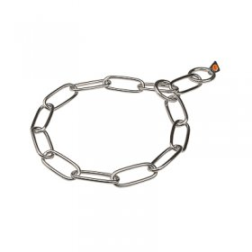 """Big Brother"" Stainless Steel Long Link Chain Collar - 4.0 mm"