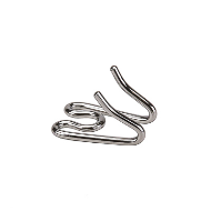 """Silver Fang"" Stainless Steel Extra Link for Prong Collar - 3.2 mm"