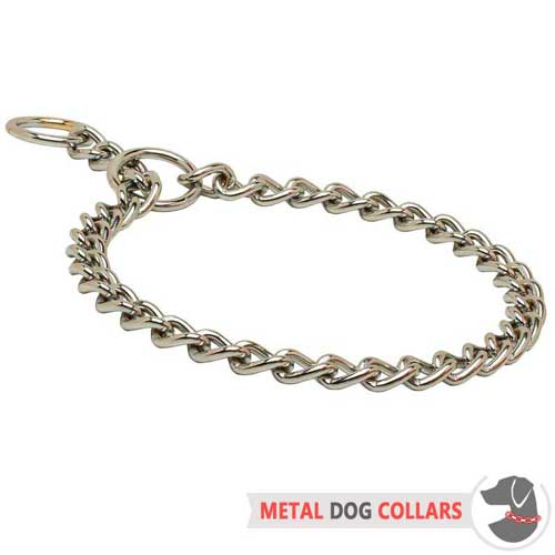 Strong Choke Dog Collar