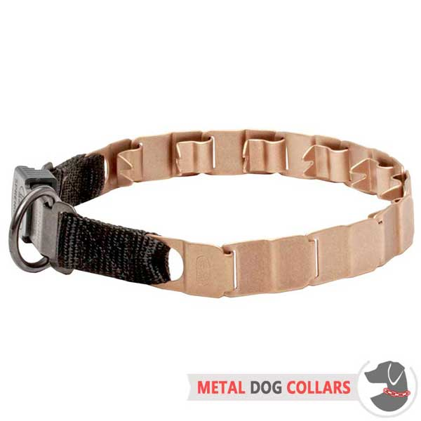 Curogan Neck Tech Non-rusting Dog Collar