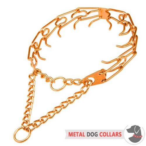 Curogan Pinch Dog Collar