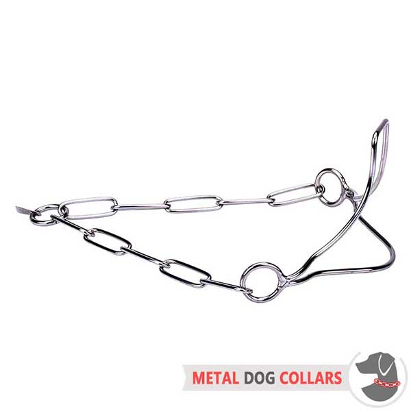 Safe Collar for Dog Shows