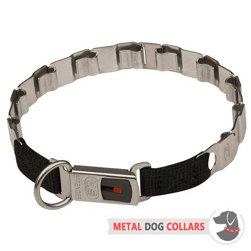 Nech Tech Fun Dog Collar for Obedient Training