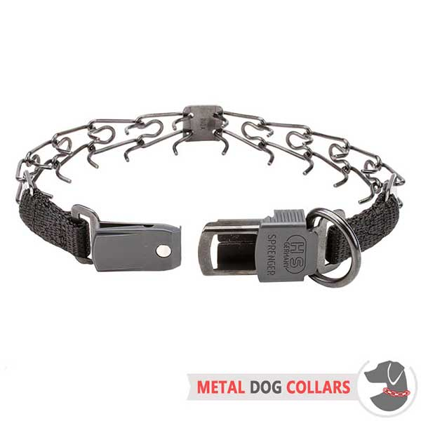 Stainless Dog Prong Collar of High Quality